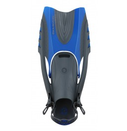 U.S. Divers Hingeflex II Fins Blue