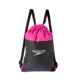 Speedo Pool Bag Red/Grey