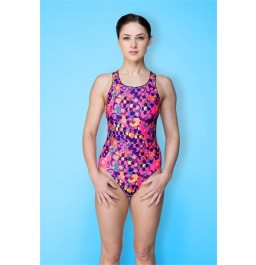 Maru Women's Hex Pacer Vault Back