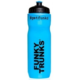 Funky Trunks Getfunkd Blue Water Bottle