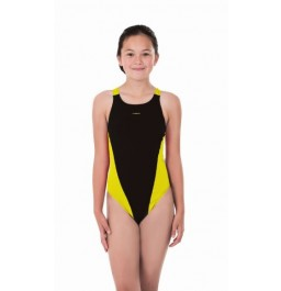 MARU CLUB PACER VAULT BACK JUNIOR Black/Yellow