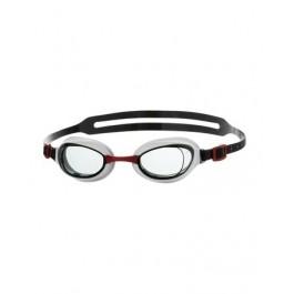 Speedo Aquapure IQfit Goggle Red/Smoke