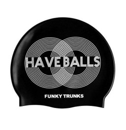Funky Trunks Have Balls Silicone caps
