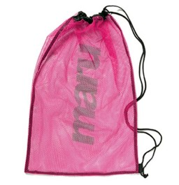 Maru Mesh Equipment Bag Pink