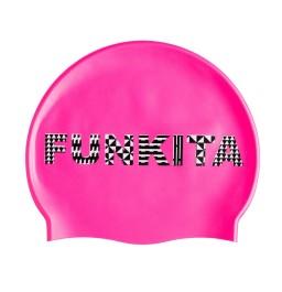 Funkita Wild Fire Silicone Swim Cap