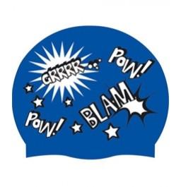 Maru Grrr Silicone Hat Blue