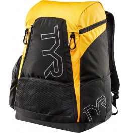 TYR Alliance Team Backpack 45L Black/Gold