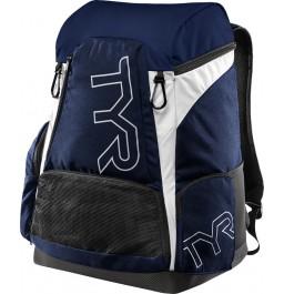 TYR Alliance Team Backpack 45L White/Navy