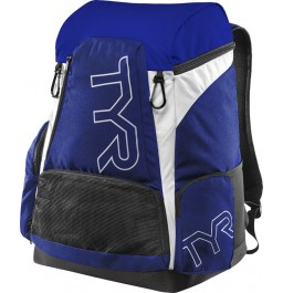 TYR Alliance Team Backpack 45L Royal/White