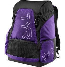TYR Alliance Team Backpack 45L Purple