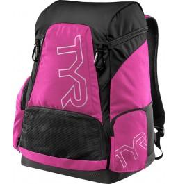 TYR Alliance Team Backpack 45L Black/Pink