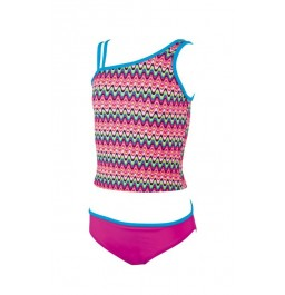 Zoggs Retro Wave Tankini