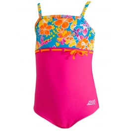 Zoggs Seaside Classic Back Floral