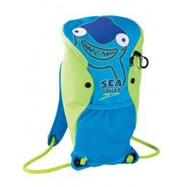 Sea Squad Backpack Blue/Green