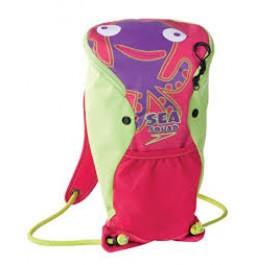 Sea Squad Backpack Pink/Purple