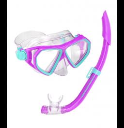 U.S.Divers Dorado/Seabreeze Jr. Purple