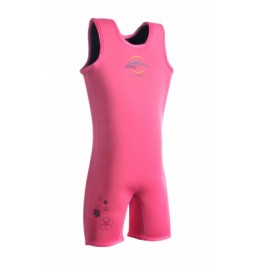 Konfidence Warma Wetsuit Pink 2-3years