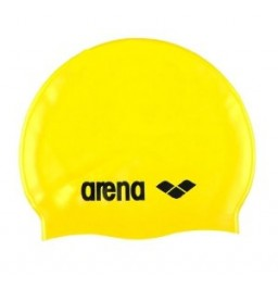 Arena Classic Silicone Hat Yellow/Black