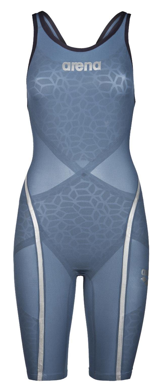 Arena Powerskin Carbon Ultra Full Body Short Leg Open Back
