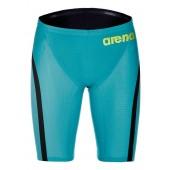 Arena Powerskin Carbon Flex VX Jammer - Turquoise/Black