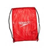 Speedo Mesh Equipment Bag - Red