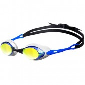 Arena Racing Cobra Mirror Blue/Orange/Blue