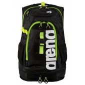 Arena Fastpack 2.1 Rucksack - Dark Grey/ Acid Lime / White