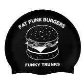 Funky Trunks Fat Funk  Silicone Swim Cap