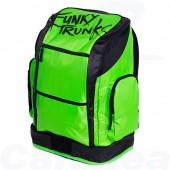 Funky Trunks Electric Lime Rebranded Backpack