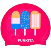 Funkita Icy Head Silicone Swim Cap