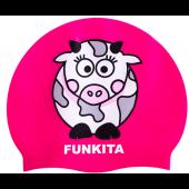 Funkita Holy Cow Silicone Swim Cap