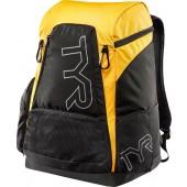 TYR Alliance Team Backpack 45L Black/Gold