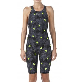 Arena Womens Powerskin ST 2.0 Limited Edition Kneesuit - Black/Yellow