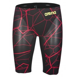 Arena Limited Edition Carbon Air Jammers - Black / Red