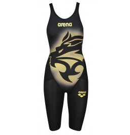 Arena Limited Edition Powerskin Carbon Flex VX suit- Elite II Peaty