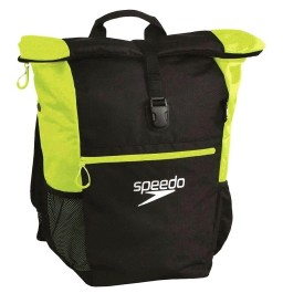 Speedo Team Rucksack III - Black/Yellow