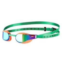 Speedo Fastskin3 Elite Mirror Orange/Green