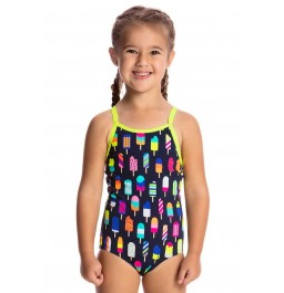 Funkita Toddler Frosty Fruits One Piece Swimsuit