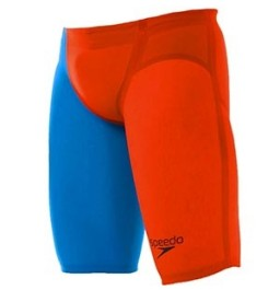 Speedo Fastskin LZR Racer Elite 2 Jammer - Orange/Blue