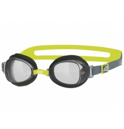 Zoggs Otter Goggles Black/Lime