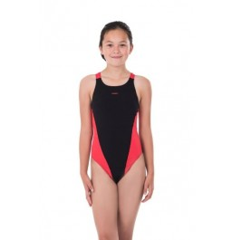 MARU CLUB PACER VAULT BACK JUNIOR Black/Red
