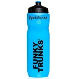 Funky Trunks Getfunkd Blue Water Bottle