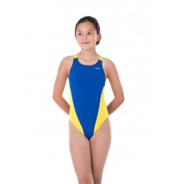MARU CLUB PACER VAULT BACK JUNIOR ROYAL/YELLOW