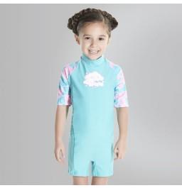 Speedo Cosmic Cloud Essential All In One Suit