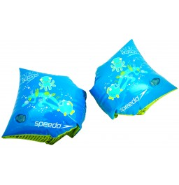 Speedo Sea Squad Armbands Blue