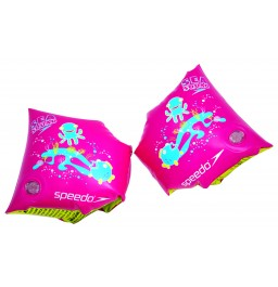 Speedo Sea Squad Armbands Pink