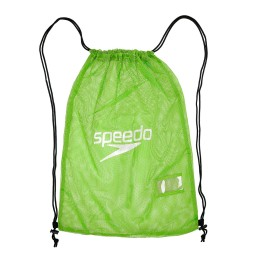 Speedo Mesh Equipment Bag - Green