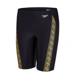 Speedo Monogram Jammer Black/Gold