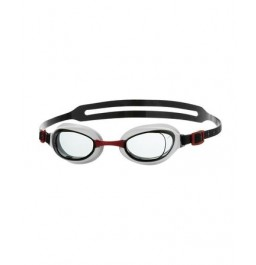 Speedo Aquapure IQfit Goggle Red/Smoke