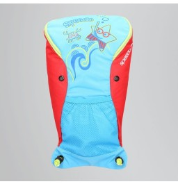 Sea Squad Backpack - Blue/Red